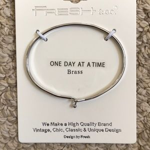 Jewelry - One Day At A Time Bracelet